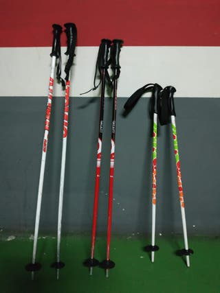 Bastones esquí niño