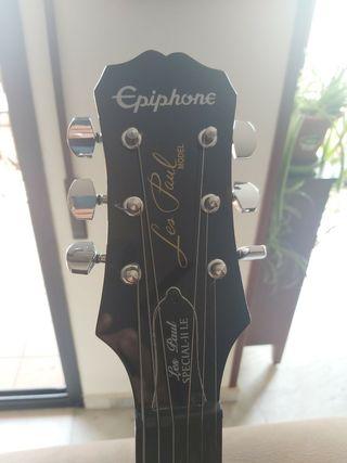 Guitarra Eléctrica Epiphone Les Paul Special II LE