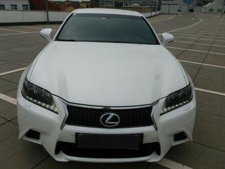 2012 Lexus GS 450h F Sport LED