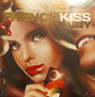 French kiss party