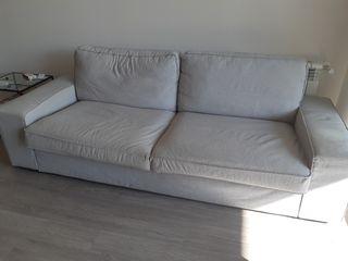 Sofa 3 plazas modelo KIVIK de Ikea