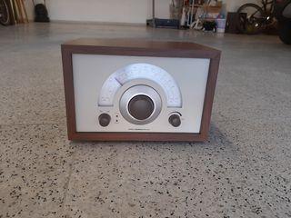 Radio tipo antigua vintage