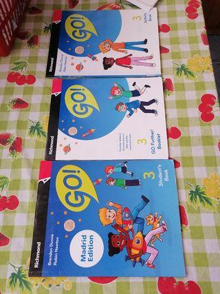 libros 3 de primaria inglés