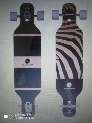 Tabla longboard surfskate