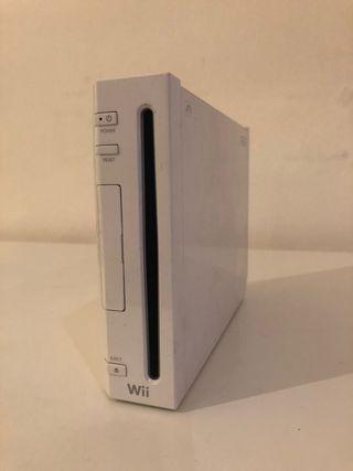 Nintendo Wii + juegos