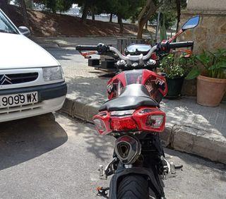 benelli 125cc