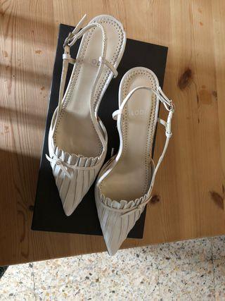 Zapatos/novias/nuevos