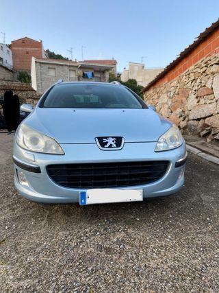 Peugeot 407 2007