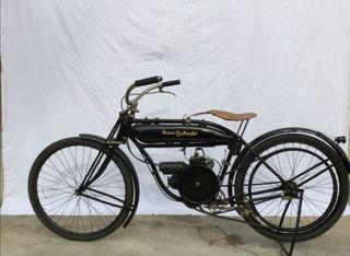 Evans Cyclemotor Moto