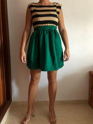 Vestido vintage talla M