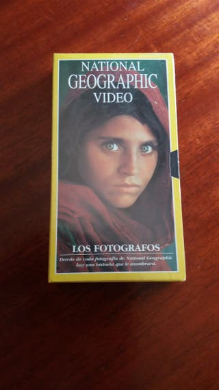 VHS fotografos National Geographic