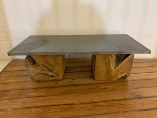 Mesa de sofá antigua / Vintage