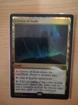 carta magic cavern of soul foil.