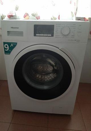 lavadora poco uso