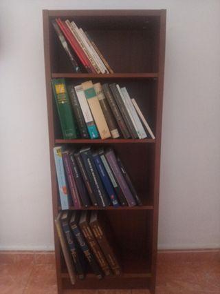 Librería pequeña