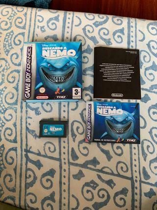 Buscando a Nemo GameBoy Advance