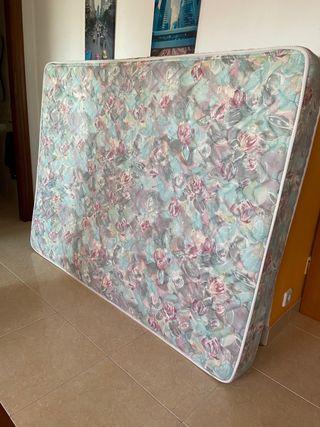 Colchón de muelle 190x135