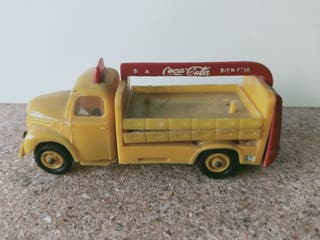 Miniaturas Coches Coca cola