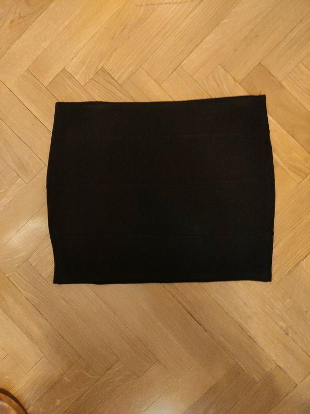 minifaldas tubo Stradivarius