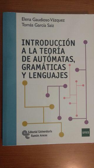 Libro Autómatas, Gramáticas y Lenguajes UNED
