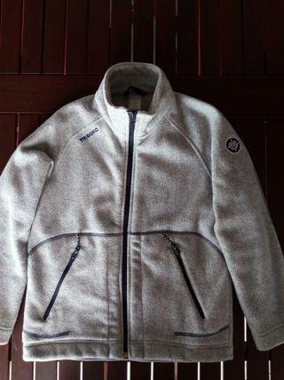 chaqueta forro polar