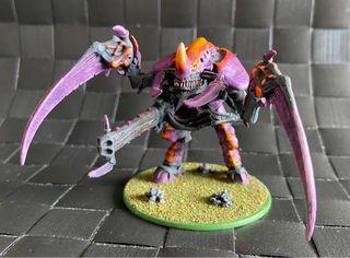 1 Carnifex Tiranido Warhammer 40000