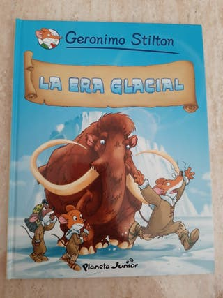 Cómics de la colección Gerónimo stilton