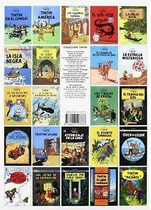 Colección 23 cómics Tintín