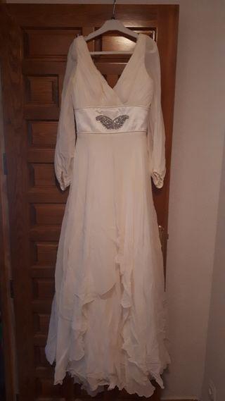 Vestido novia o fiesta diseño original