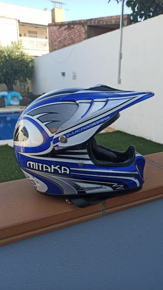cascos motocròs niño