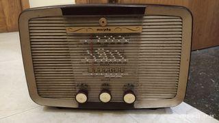 Radio antigua inglesa Murphy