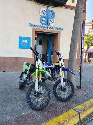 Pitbike malcor xzm 125cc