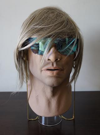 Mascara latex ultra realista nueva a estreno