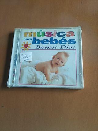 Música para bebés ,nuevo