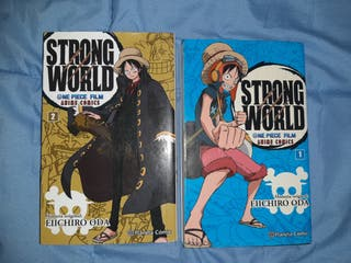 """One Piece """"Strong World"""""""