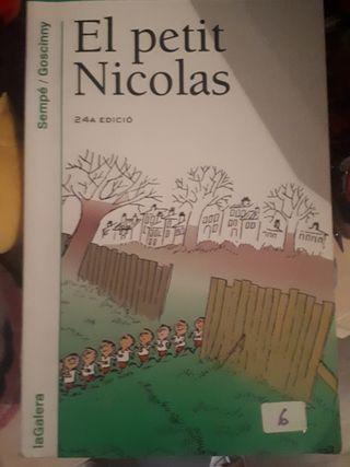 llibre el petit Nicolás