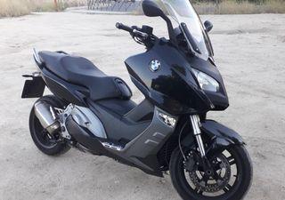 BMW C600 sport . limitada en papeles A2