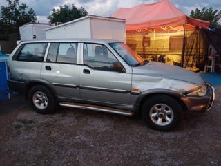 SsangYong Musso 2002