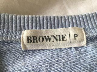 Sudadera brownie