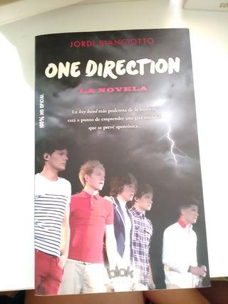 one direction la novela