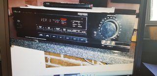 Amplificador DSP A/V SURROUND SHERWOOD