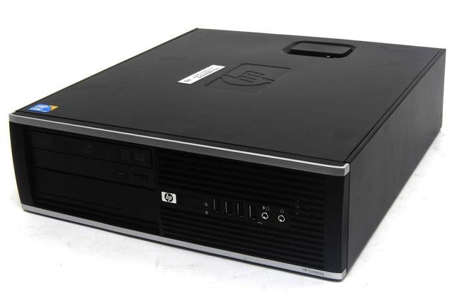 HP COMPAQ 8000 ELITE SFF CORE2DUO WIN10 GARANTIA