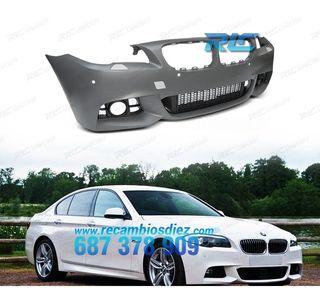 PARAGOLPES DELANTERO BMW F10/F11 LOOK M PDC