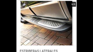 ESTRIBERAS Chevrolet Captiva 2009