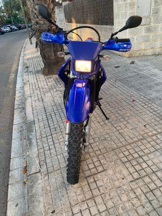 Yamaha dtrx 125cc