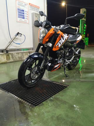 KTM duke 125cc abs