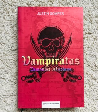 Vampiratas. Novela juvenil
