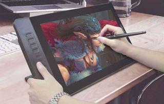 Tableta Gráfica de Dibujo GAOMON PD1560 15.6