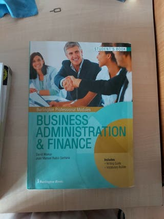 Libros Grado Superior Administracion y Finanzas