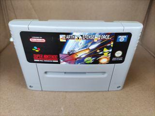 Juegos Originales Super Nintendo NES